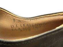 """他の写真2: 70'S アメリカ軍 US NAVY """"D.J.LEAVENWORTH製"""" レザーソール サービスシューズ (VINTAGE)"""