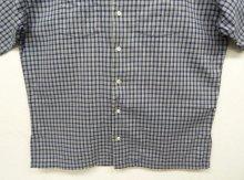 他の写真3: 90'S RRL 三ツ星タグ 半袖 オープンカラーシャツ チェック柄 (VINTAGE)