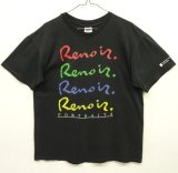 """90'S NATIONAL GALLERY OF CANADA """"RENOIR"""" シングルステッチ アート Tシャツ USA製 (VINTAGE)"""