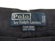 """他の写真2: 90'S RALPH LAUREN """"TYLER SHORT"""" ツープリーツ チノショーツ ネイビー (DEADSTOCK)"""