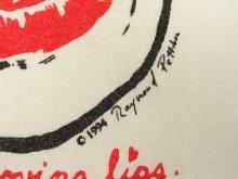 他の写真3: 90'S RAYMOND PETTIBON 半袖 Tシャツ ホワイト USA製 (VINTAGE)