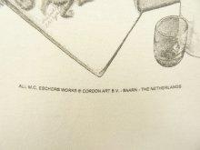 他の写真3: 90'S M.C.ESCHER 半袖 Tシャツ コピーライト付き WESTSIDEボディ (VINTAGE)
