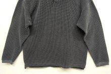 他の写真3: 90'S GRAMICCI ワンボタンヘンリーネック ワッフルシャツ USA製 (VINTAGE)