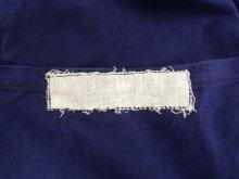 他の写真2: 60'S フランス軍 ワークジャケット カバーオール BLUE (VINTAGE)